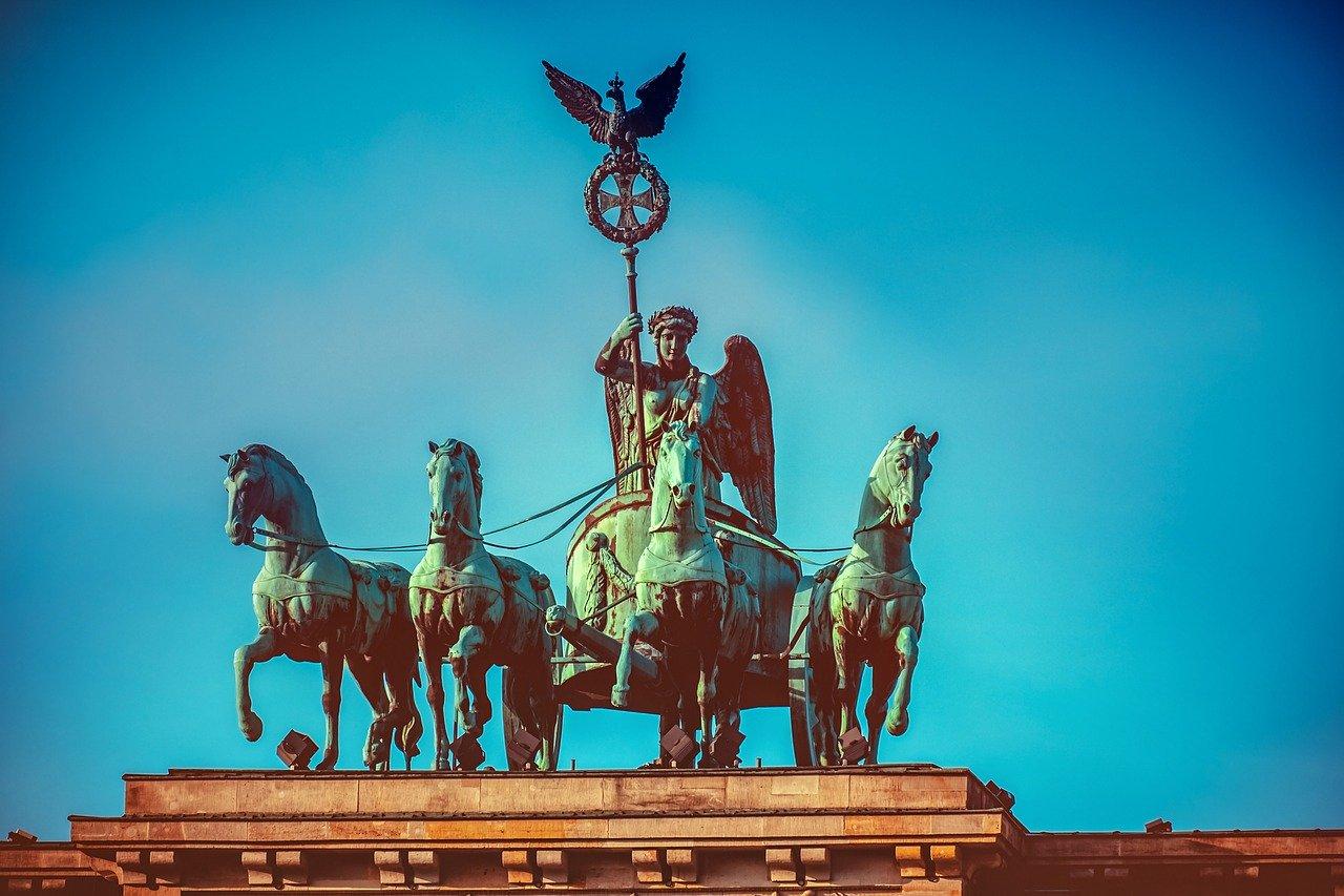 Brandenburger Tor Quadriga