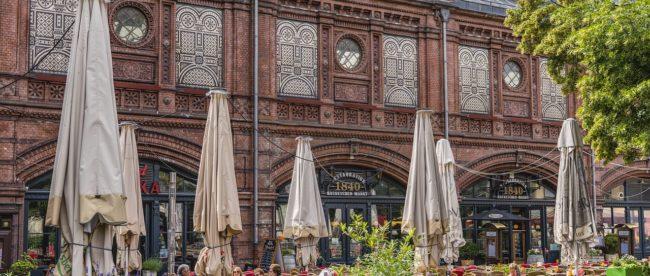 Essen und Trinken in Berlin